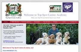 featured pet web site